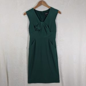 NWT Adrianna Papell Loop Bow Dress